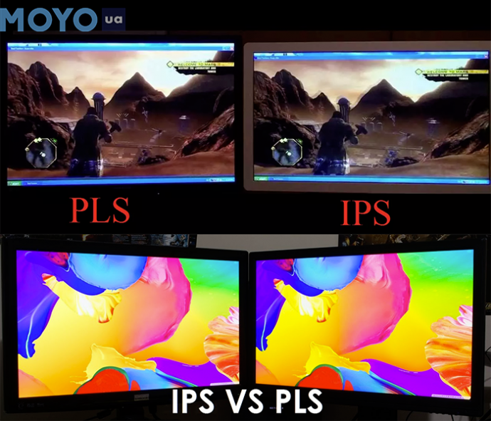 IPS vs PLS