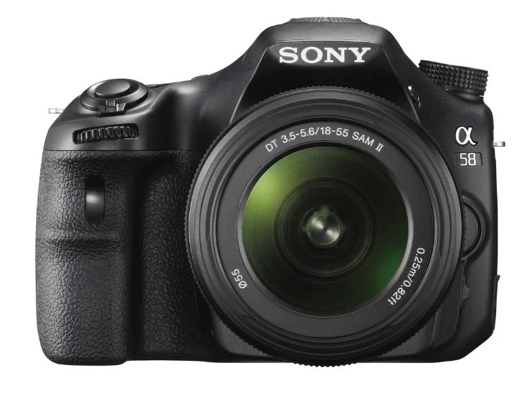 Модель Сони Sony Alpha SLT-A58 Kit