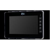 Видеодомофон RVi-VD7-11M (черный корпус)