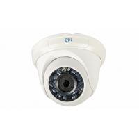 Купольная камера видеонаблюдения с ИК-подсветкой RVi-C311B (2.8 мм)