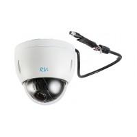 Скоростная купольная камера видеонаблюдения RVi-C51Z23i (3.9-89.7 мм)